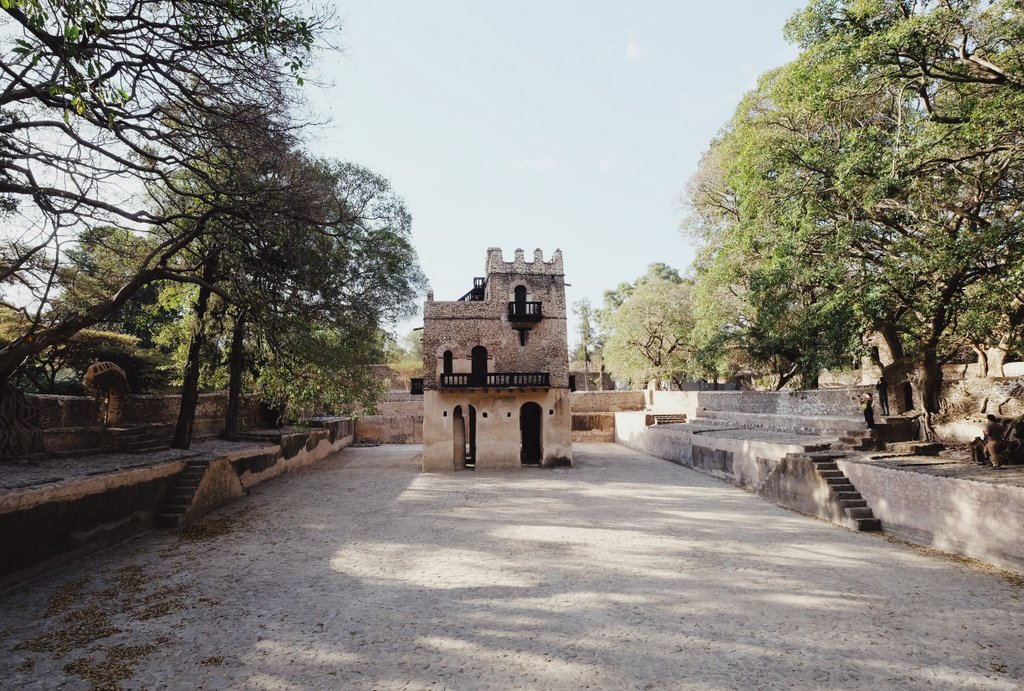 Gondar-Bad-des-Fasilidas