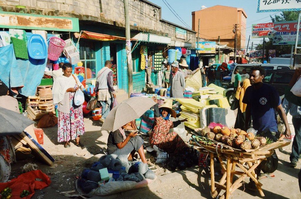 Merkato-Addis-Abeba-Markt-Aethiopien