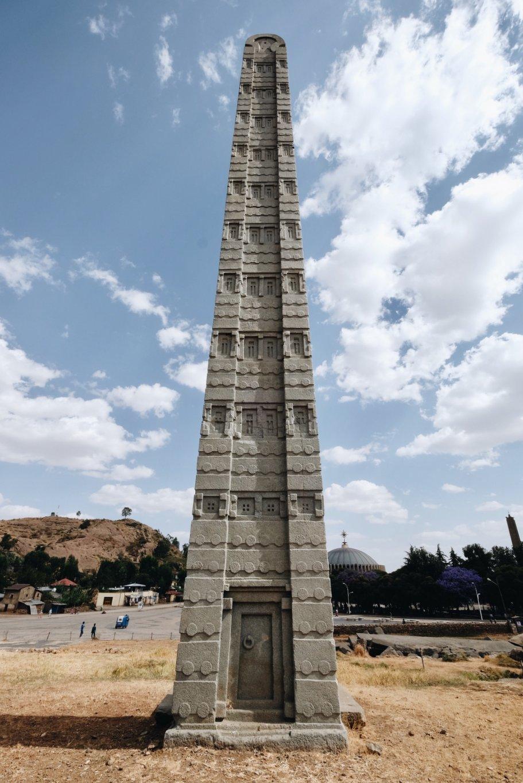 Stele-Axum-Aethiopien-Sehenswuerdigkeit