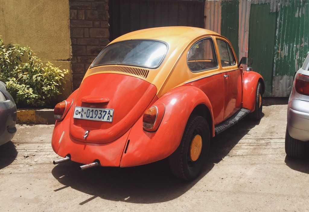 Addis-Abeba-Impressionen-VW-Kaefer