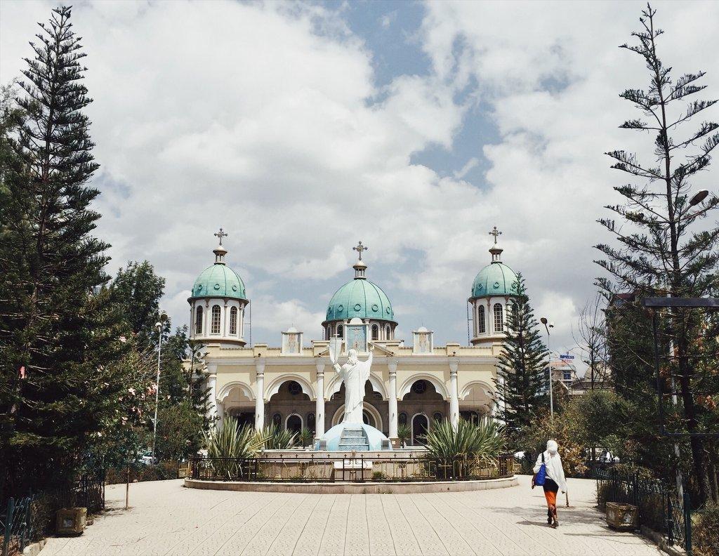 Addis-Abeba-Kirche
