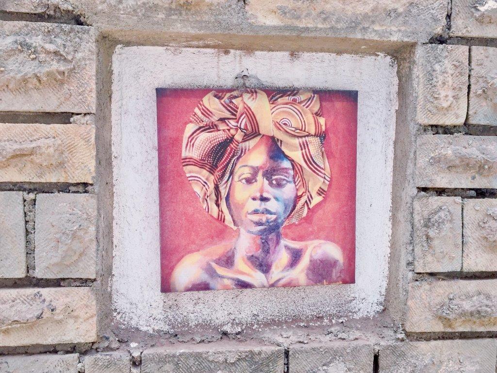Addis Abeba Streetart