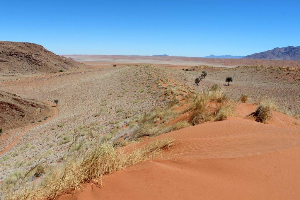 Namib Wueste wandern Namibia Highlights