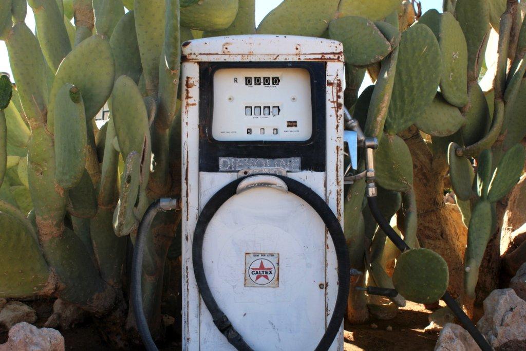 Solitaire Namibia Tankstelle