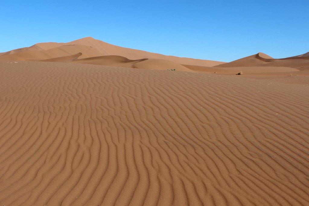 Sossusvlei Namibia Sehenswuerdigkeiten