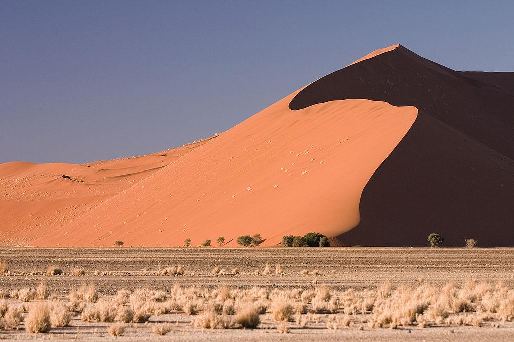 Sossusvlei Sandduenen Namibia