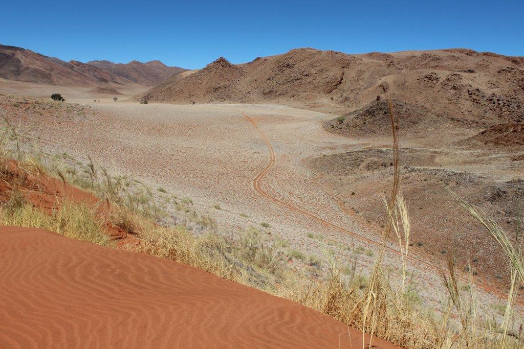 Tok Tokkie Trail wandern Namibia