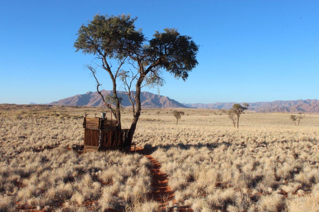 Wuesten Camp Namibia Tok Tokkie Trail