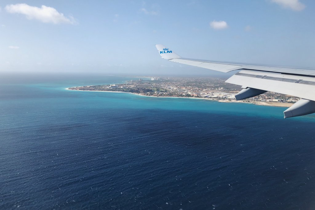 Aruba-Anreise-Hinkommen