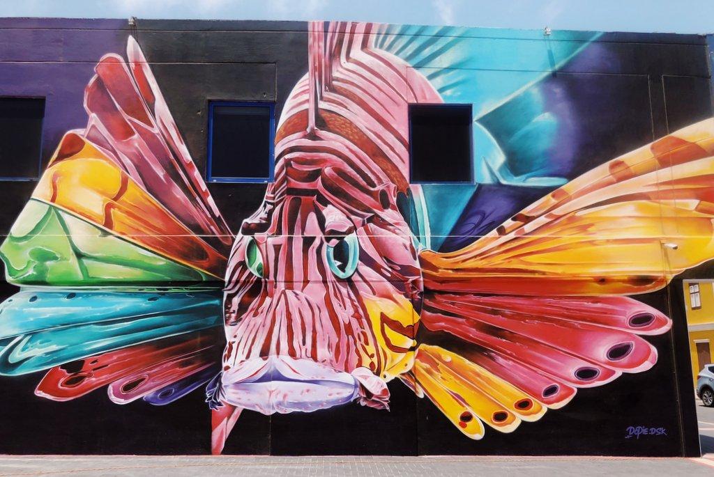 Aruba-Murals-San-Nicolas-Fish