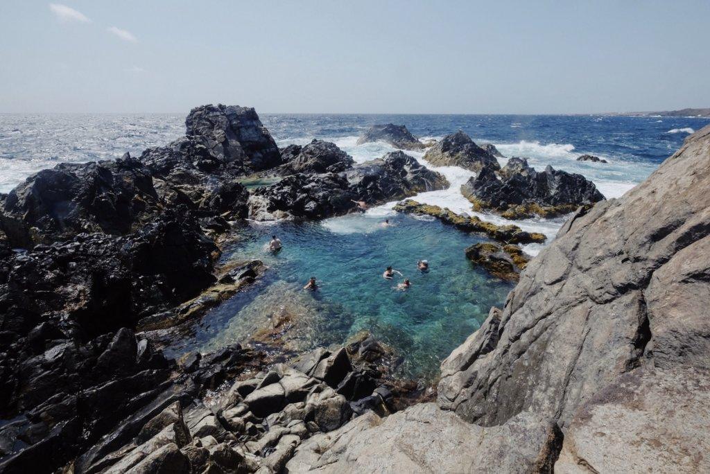 Aruba-Natural-Pool-Sehenswuerdigkeiten