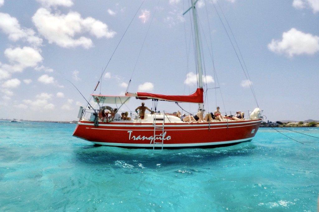Aruba-Segeln-Tranquilo
