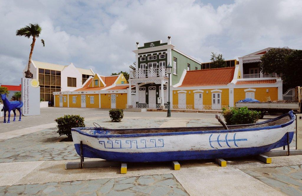 Oranjestad-Museum-Aruba