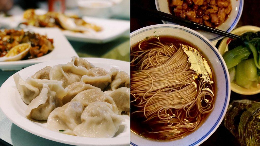 Chinesische Spezialitaeten Suzhou