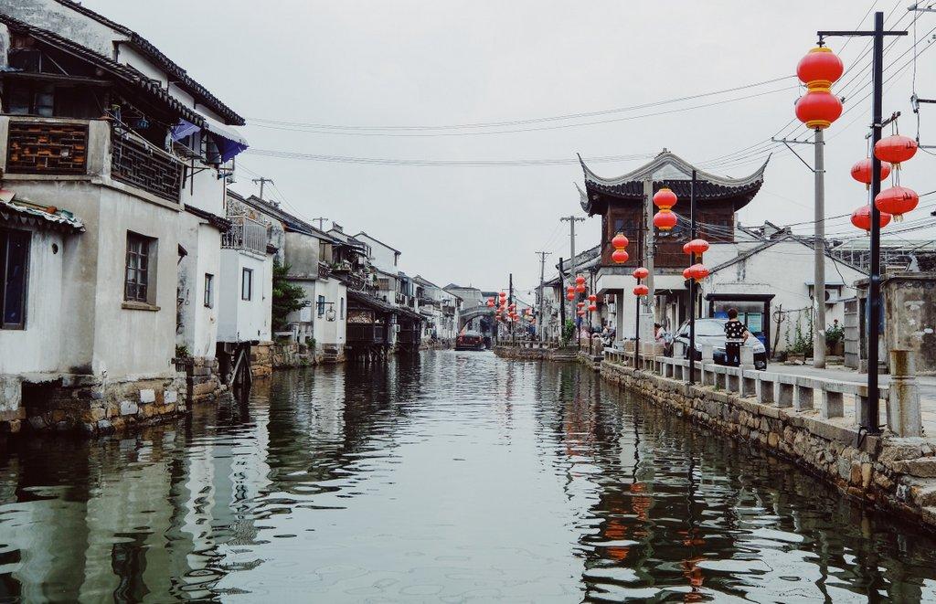 Suzhou-China-Kanal-Bootstour