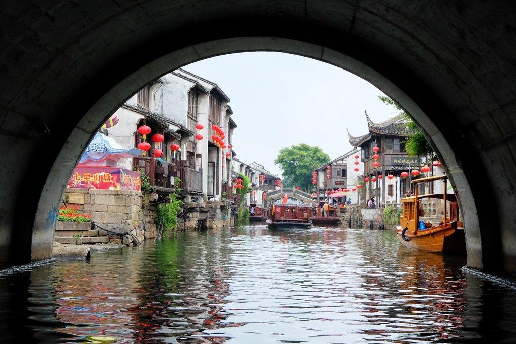 Suzhou-Tipps-Bootsfahrt-Kanal