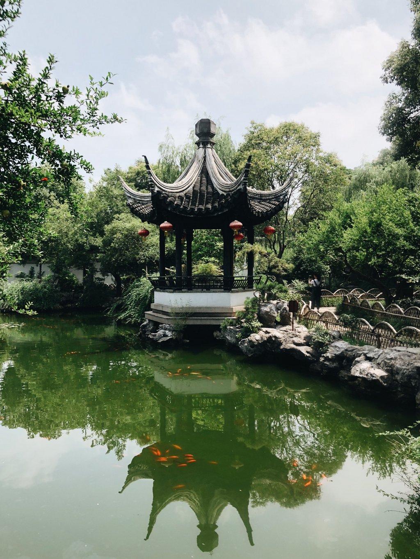 Wasserstadt-Mudu-Suzhou-China-Yan-Garten