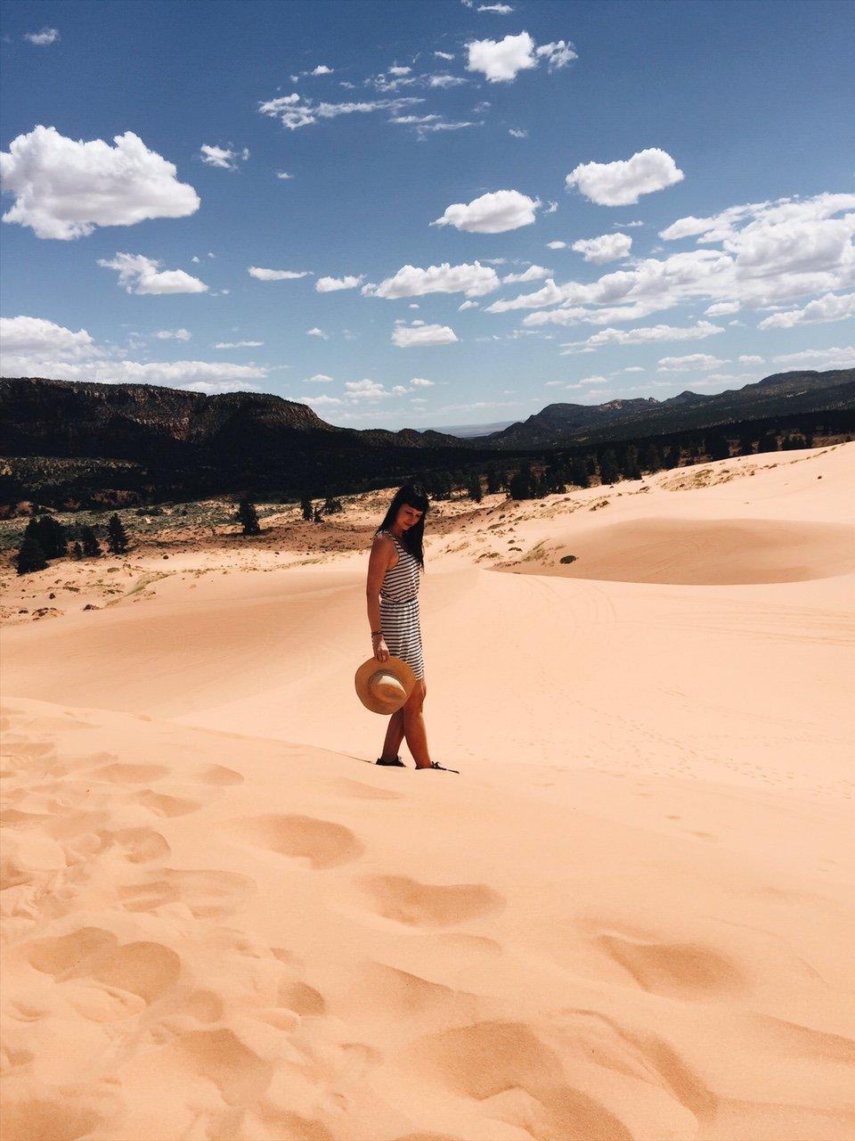 Coral-Pink-Sand-Dunes-Utah
