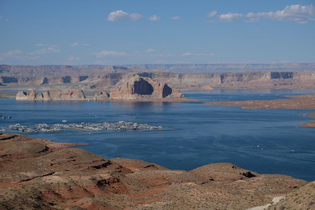 Lake Powell Arizona USA Rundreise