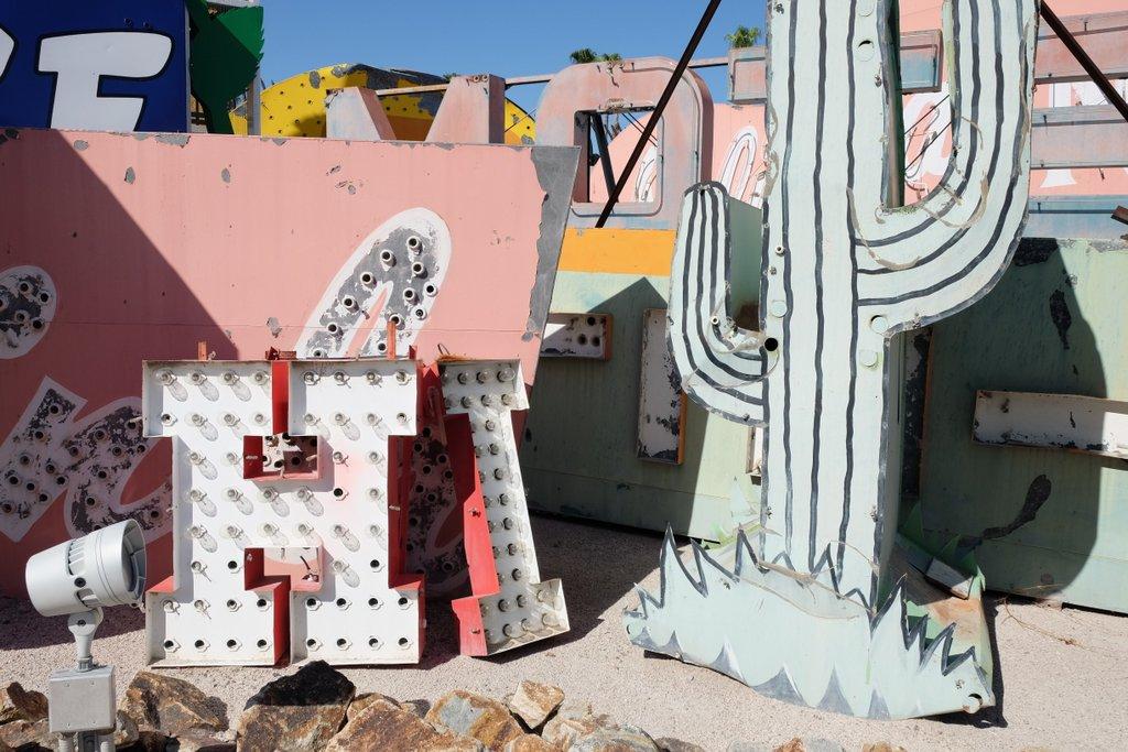 Neon Museum Las Vegas Insidertipps Reise