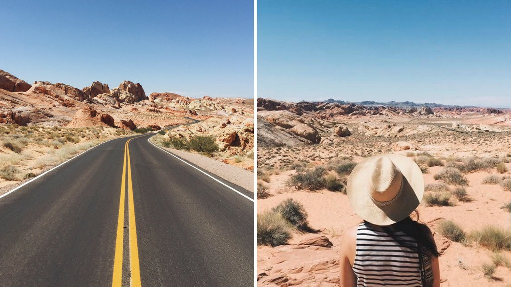 Valley of Fire Nevada Roadtrip