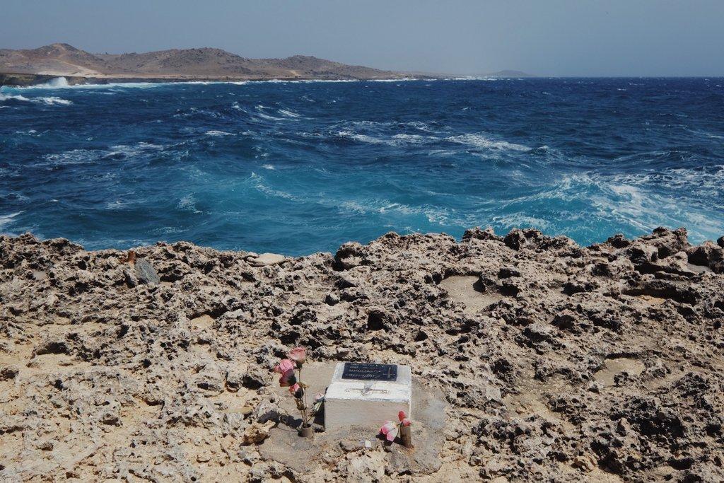 Aruba-Nordkueste-Grab