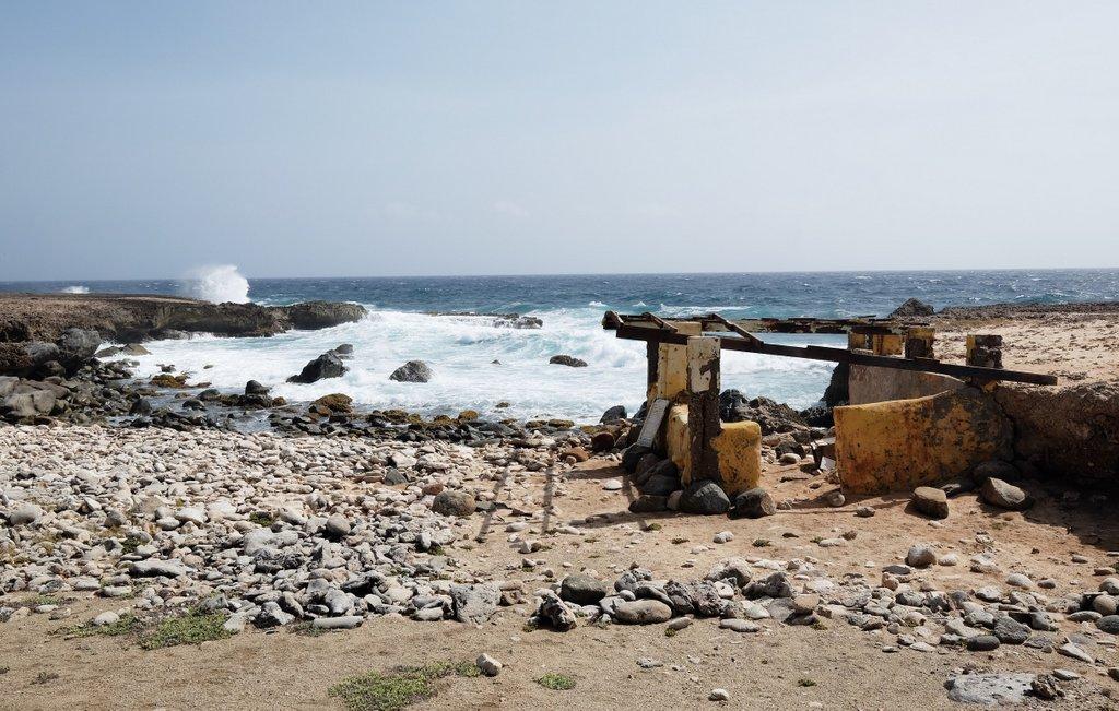 Aruba-Nordkueste-verfallene-Huette