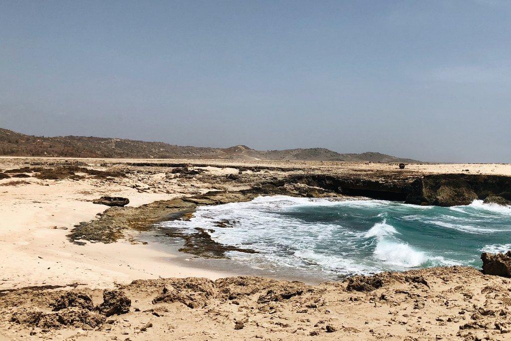 Aruba-Strand-Nordkueste