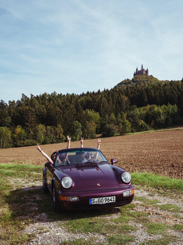 Burg-Hohenzollern-Wochendtrip-Baden-Wuerttemberg-Porsche