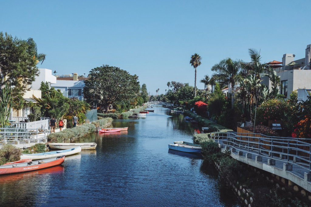 Los-Angeles-Tipps-Venice-Canals-Historic-District