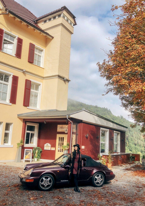 Schloss-Hotel-Hornberg-Porsche-911