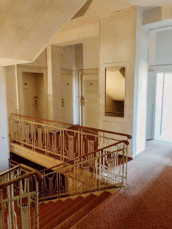 Treppenhaus-Schlosshotel-Waldlust-Freudenstadt
