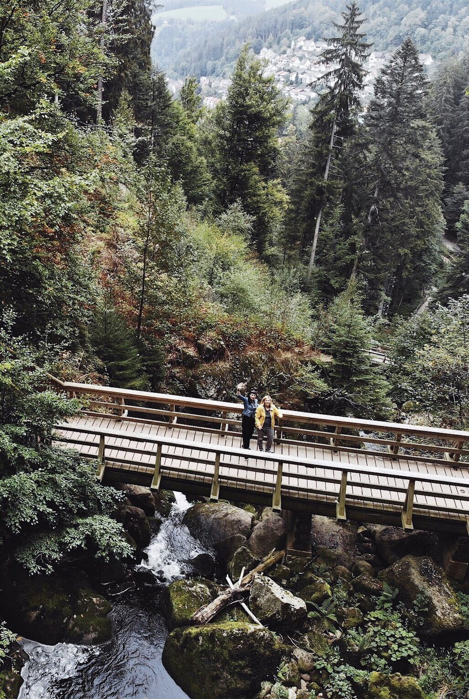 Triberg-Wasserfaelle-Sightseeing