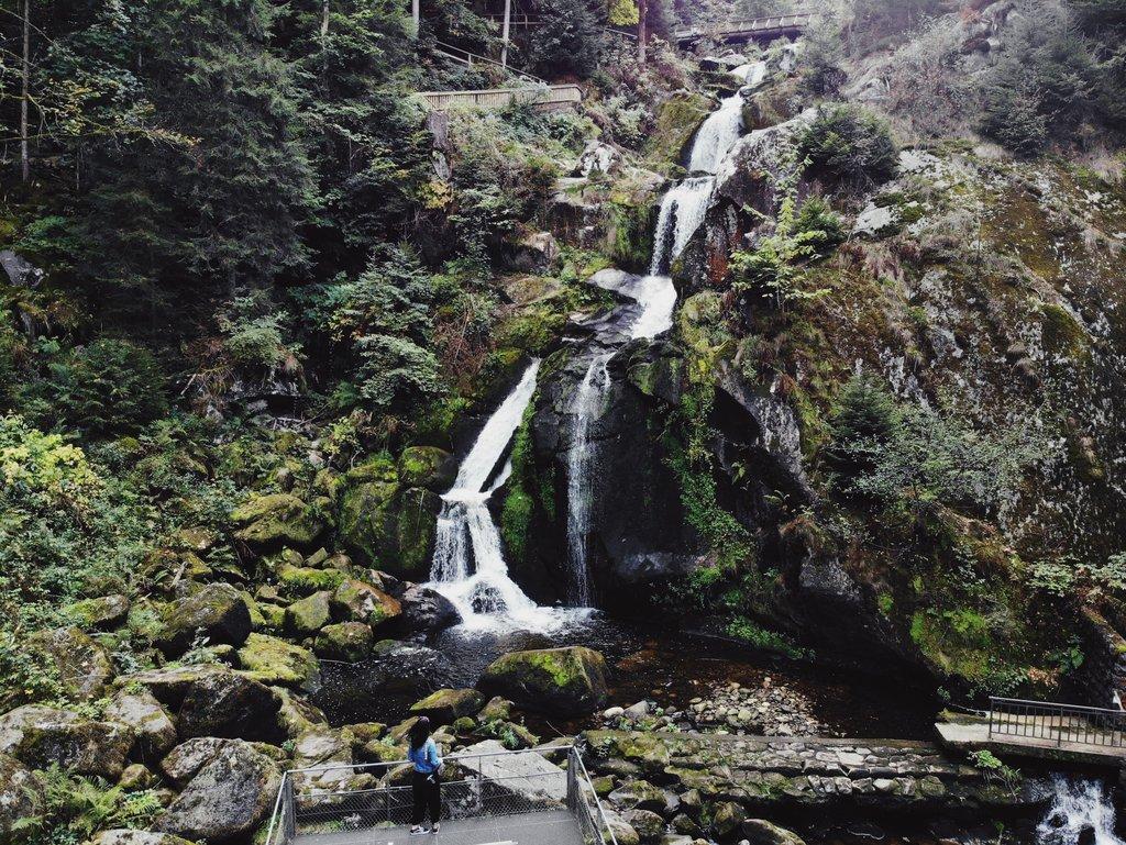 Triberger-Wasserfaelle-Schwarzwald-Attraktion