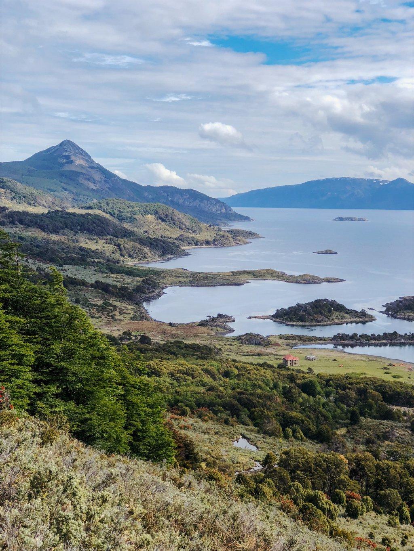 Feuerland-Chile-Wulaia-Bucht