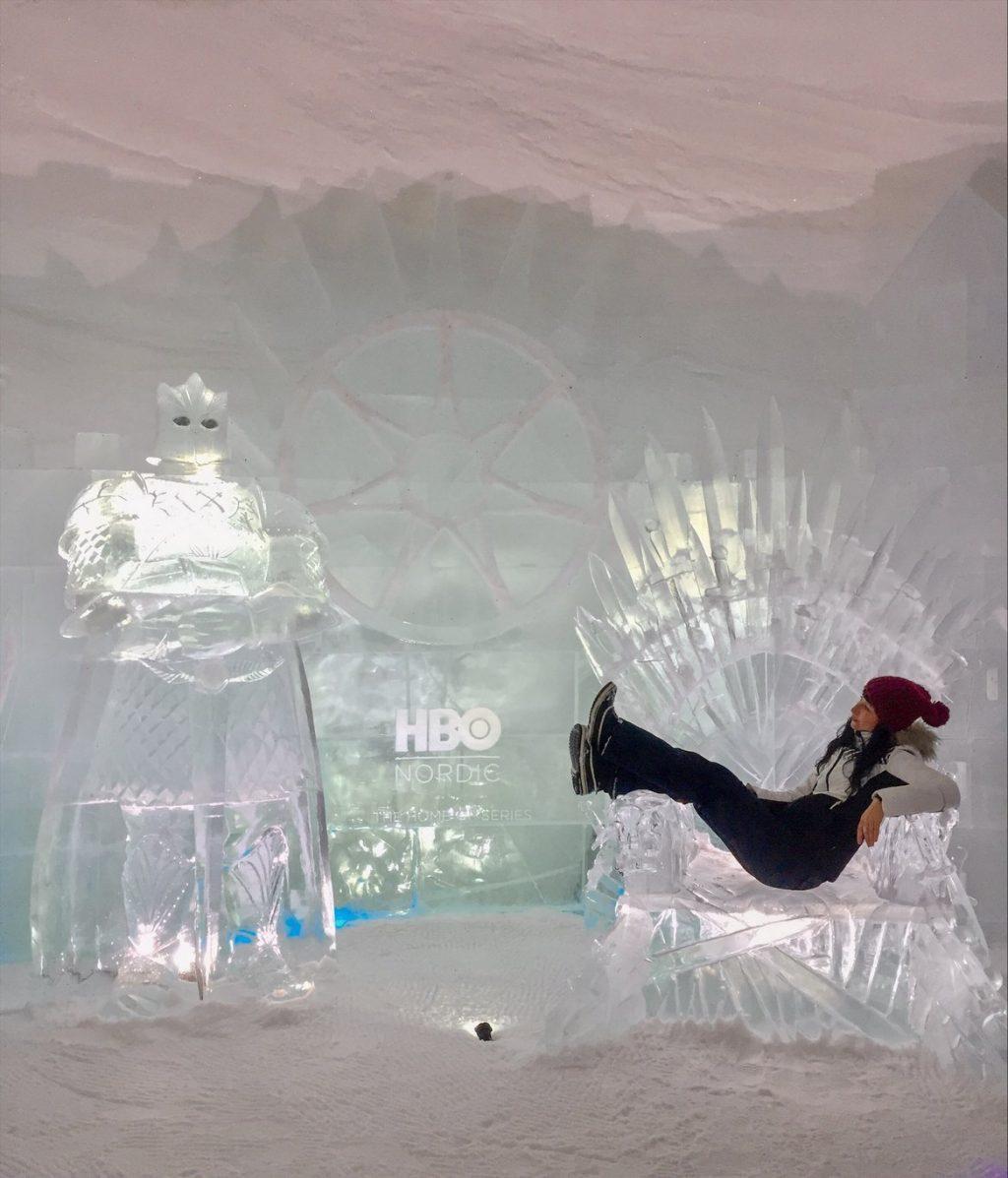 Game-of-Thrones-SnowVillage-Finnland