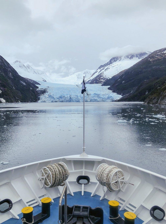 Garibaldi-Gletscher-Patagonien-Chile