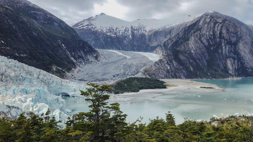 Pia-Gletscher-Chile