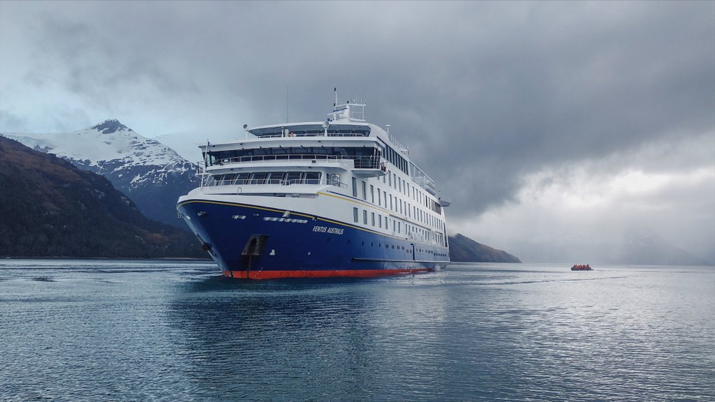 Ventus-Australis-Kreuzfahrtschiff