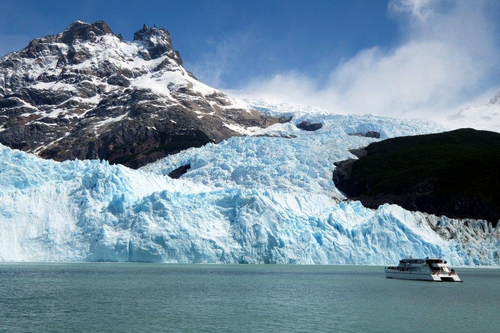 El Calafate Argentinien Bootstour Gletscher Tipp