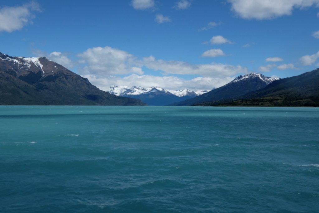 El Calafate Argentinien Gletscher Bootstour