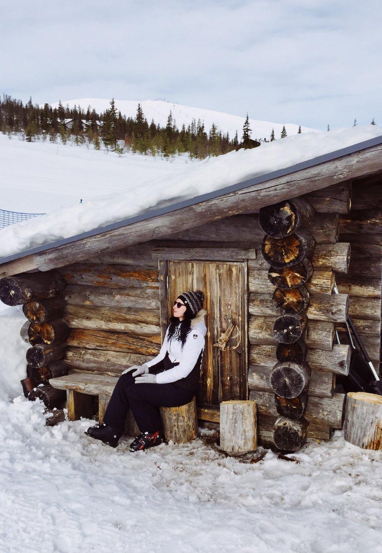 Finnland-Skiurlaub-Lappland