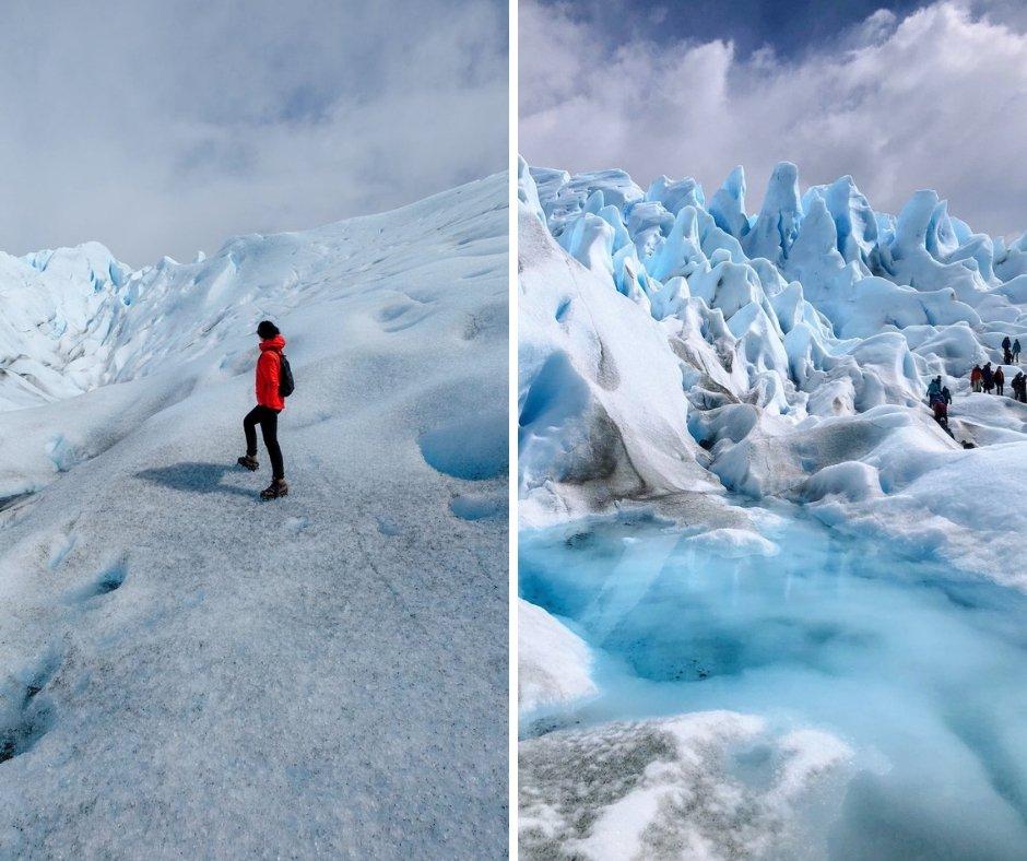 Gletscherbegehung Tour Perito Moreno Gletscher Argentinien