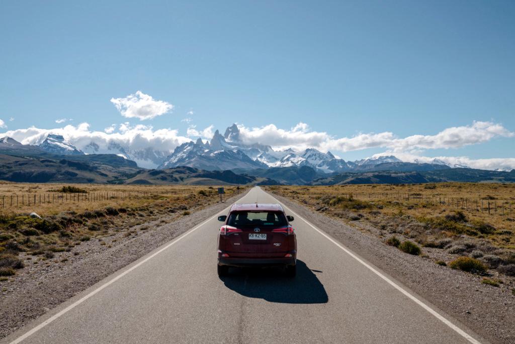 Patagonien-Roadtrip-Mietwagen