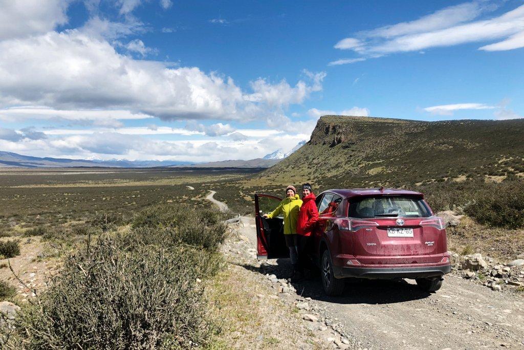 Patagonien-Rundreise-Mietwagen