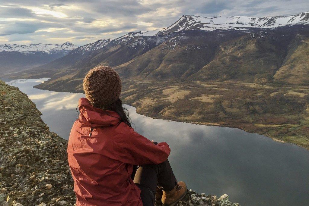 Puerto-Natales-Patagonien-Chile-Wandern