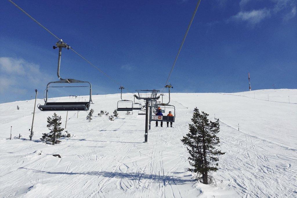Sessellift-Yllas-Skifahren-Finnland
