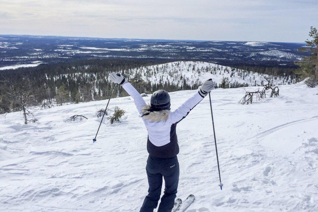 Skifahren-Finnland-Erfahrungen
