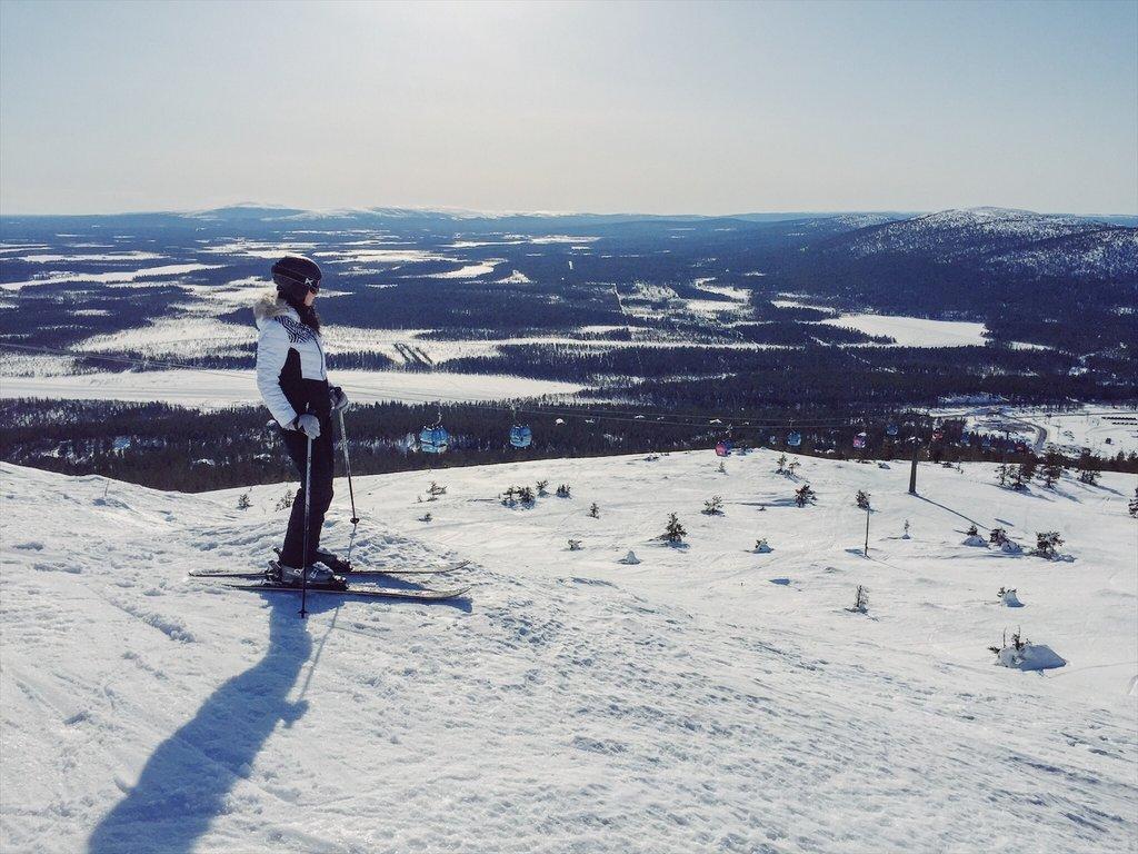 Skifahren-Levi-Finnland-Erfahrungsbericht.