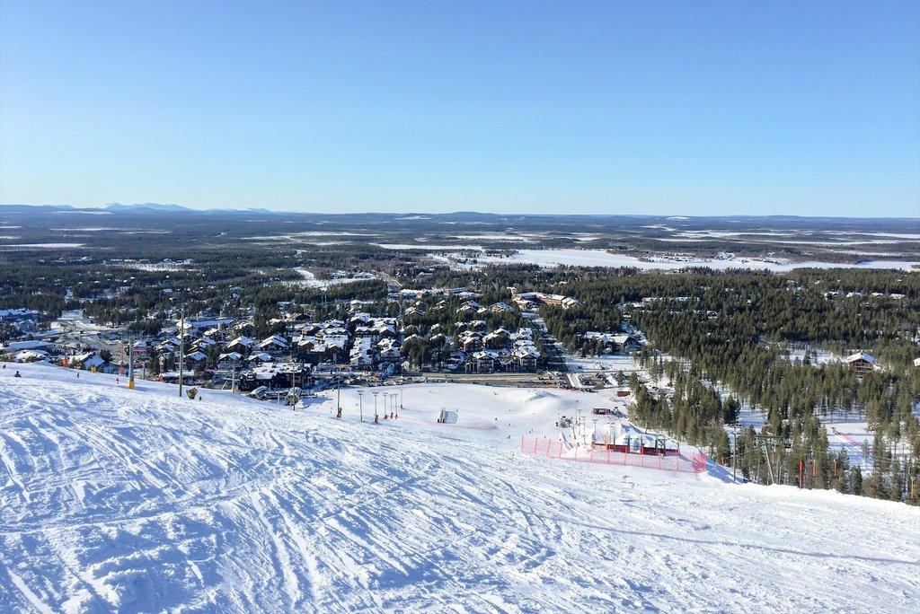 Skiurlaub-Levi-Finnland